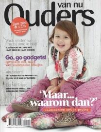 Publicatie - Ouders van Nu - 10/2014