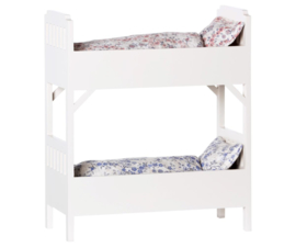 Maileg Bunk Bed Small - Off White