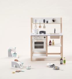 Kids Concept Houten Speelkeuken - Naturel / Wit