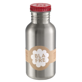 Blafre Drinkfles RVS - Rood (500ml)