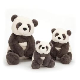 Jellycat Scrumptious Harry Panda Cub Large - Knuffel Panda (36 cm)