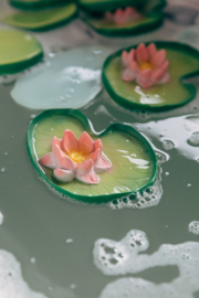 Oli and Carol Badspeeltje Floatie - Water Lily