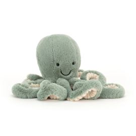 Jellycat Knuffel Octopus - Odyssey Little (23 cm)