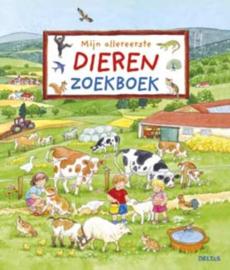 Uitgeverij Deltas Mijn Allereerste Dieren Zoekboek