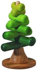 Plantoys Houten Stapelfiguur Stacking Tree