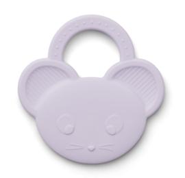 Liewood Gemma Bijtring - Mouse Light Lavender