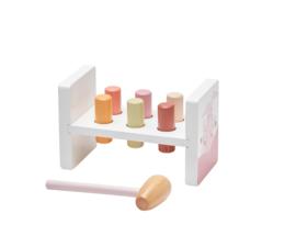 Kids Concept  Hamerbank Edvin - Roze