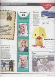Publicatie - AD Magazine - 03/2015