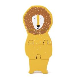 Trixie Houten Dieren Puzzel - Mr. Lion
