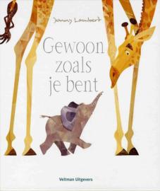 Uitgeverij Veltman Gewoon zoals je bent - Johny Lambert +2jr