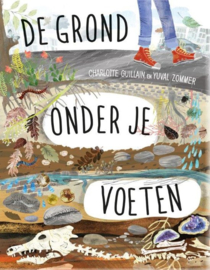 Uitgeverij Fontaine De Grond onder je Voeten - Charlotte Guillain