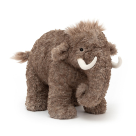 Jellycat Prehistoric Cassius Woolly Mammoth - Knuffel Mammoet