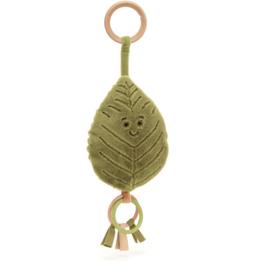 Jellycat Woodland Beech Leaf - Activity Toy Babyspeeltje