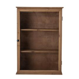 Bloomingville Wandkast Alfie Cabinet - Bruin