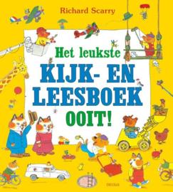Uitgeverij Deltas Het Leukste Kijk- en Leesboek Ooit! - Richard Scarry