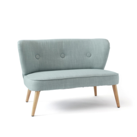 Kids Concept Sofa Bank - Lichtblauw