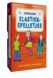 Uitgeverij Deltas Superleuke Elastiek Spelletjes
