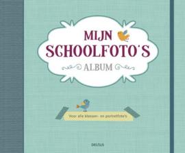 Uitgeverij Deltas Mijn Schoolfoto's Album - Groen