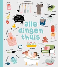 Uitgeverij Image Books Alle Dingen Thuis +3jr