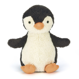 Jellycat Peanut Pinguin - Knuffel Pinguin Medium