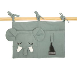 Roommate Box Opbergzak Olifant - Sea Grey