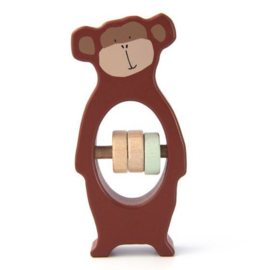 Trixie Houten Rammelaar - Mr. Monkey