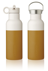 Liewood Drinkfles Neo Waterbottle - Mustard Sandy Mix (500ml)