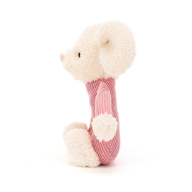 Jellycat Jumble Mouse Grabber - Rammelaar Muis