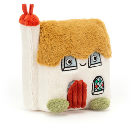 Jellycat Activity Toy Huisje - Bonny Cottage (20 cm)