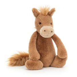 Jellycat Bashful Knuffel Pony - Pony (31 cm)