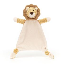 Jellycat Cordy Roy Baby Lion Soother - Knuffeldoek Baby Leeuw