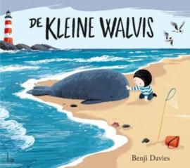 Uitgeverij L.S. Amsterdam De Kleine Walvis - Benji Davies
