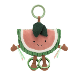 Jellycat Amuseable Watermelon Activity Toy - Activity Toy Watermeloen