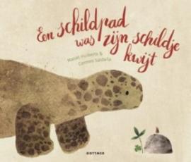 Uitgeverij Gottmer Een Schildpad was zijn Schildje kwijt - Marjet Huiberts
