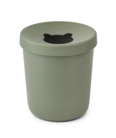 Liewood Prullenbak Evelina Trash Bin - Faune Green