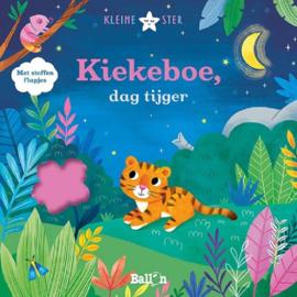 Uitgeverij Standaard Uitgeverij Kiekeboe, dag Tijger +1jr