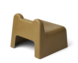 Liewood Harold Mini Chair Mini Stoeltje - Olive Green