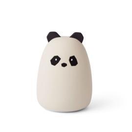 Liewood Winston Night Light Nachtlampje - Panda Creme de la Creme