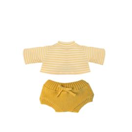 Olli Ella Dinkum Doll Snuggly Set - Honey Stripe