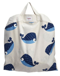 3 Sprouts Speelkleed - Walvis