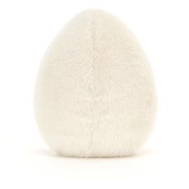 Jellycat Amuseable Boiled Egg Laughing - Knuffel Gekookt Eitje Lachend (14 cm)