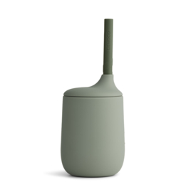 Liewood Tuitbeker Ellis Sippy Cup - Faune Green / Hunter Green Mix