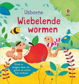 Uitgeverij Usborne Wiebelende Wormen +1jr