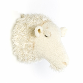 Wild and Soft Dierenkop - Schaap