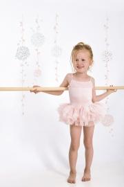 Lilipinso Ballerina Flower Vines XL - Muursticker (S1134)