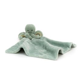 Jellycat Knuffeldoek Soother Odyssey Octopus - Octopus