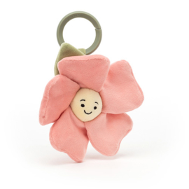 Jellycat Fleury Petunia - Vibrerende Babyspeeltje Petunia