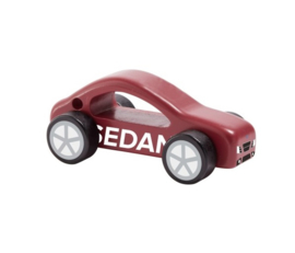 Kids Concept Houten Auto Sedan - Aiden