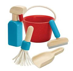 Plantoys Cleaning Set - Schoonmaakset