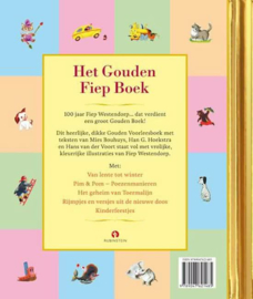 Uitgeverij Rubinstein Het Grote Gouden Fiep Boek - Diversen